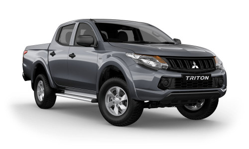 2017 Mitsubishi Triton MQ GLX Plus Double Cab Pick Up 4WD Dual cab