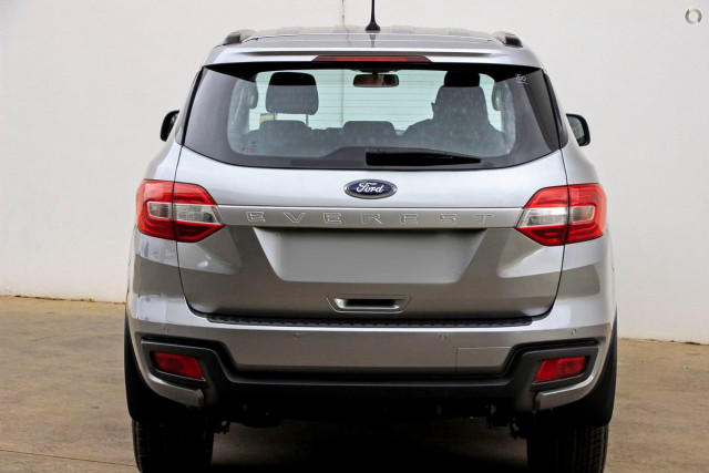 2017 Ford Everest UA Ambiente RWD Wagon