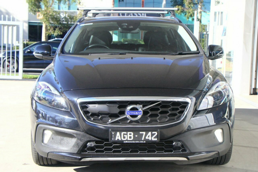 2014 MY15 Volvo V40 Cross Country M Series MY15 D4 Adap Geartronic Luxury Hatchback