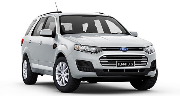 SZ Territory MKII TX RWD Diesel