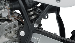 2017 KX65 Bottom-Link UNI-TRAK Rear Suspension
