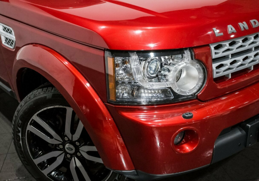2013 Land Rover Discovery 4 Series 4 L319 MY13 SDV6 HSE Wagon