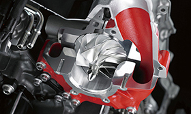 2015 Ninja H2R The Supercharger