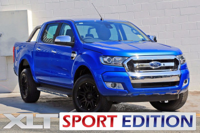 Ford Ranger 4x4 XLT-Sport Edition Double Cab Pickup 3.2L PX MkII
