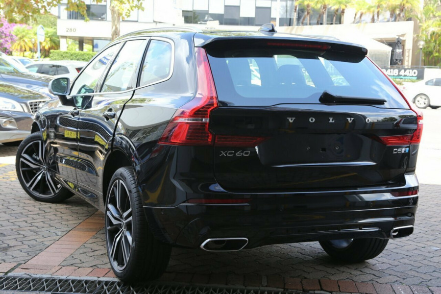 2017 MY18 Volvo XC60 UZ D5 AWD R-Design Wagon