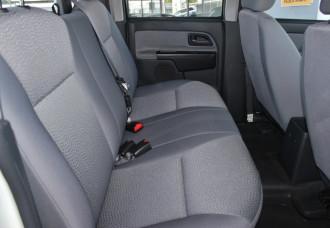 2012 MY11 Isuzu Ute D-MAX SX Utility - dual cab