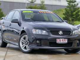 Holden Commodore SV6 VE