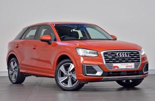 Audi Q2 sport GA