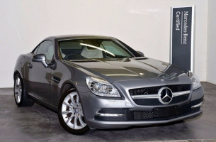 Mercedes-Benz Slk200 BLUEEFFICIENCY R172