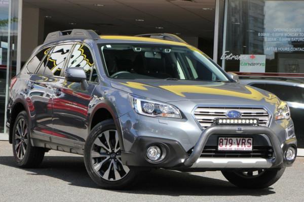 Subaru Outback 2.5i CVT AWD Premium B6A MY15
