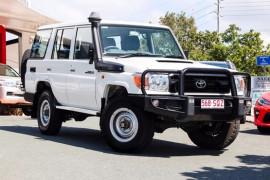 Toyota Landcruiser Workmate VDJ76R
