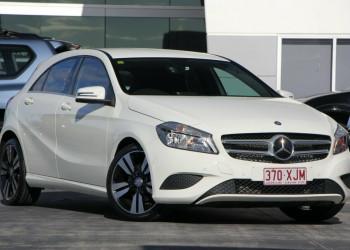 Mercedes-Benz A200 D-CT W176