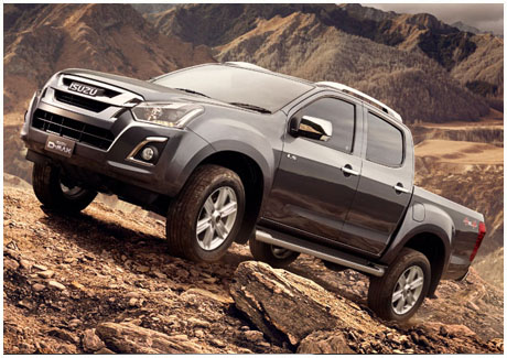 D-MAX Stability
