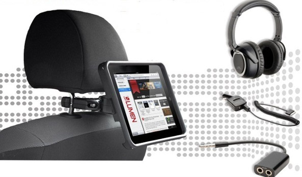 iPad Cradle Kit - Lumen