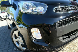 2016 MY17 Kia Picanto TA Si Hatchback