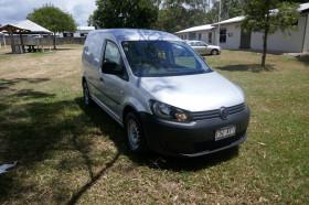 Volkswagen Caddy TSI160 2KN