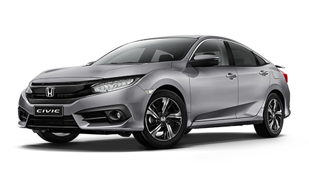 2017 Honda Civic Sedan 10th Gen RS Sedan