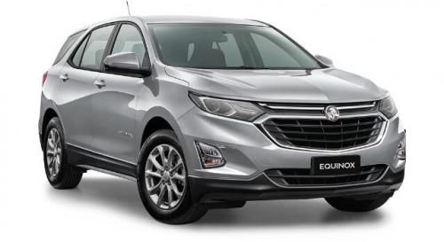 2018 Holden Equinox EQ LS 2wd