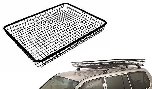 Rhino-Rack Steel Mesh Luggage Carrier - Large