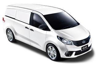 The G10 Petrol Manual Van