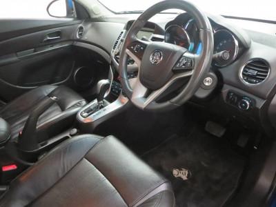 2012 Holden Cruze JH Series II CDX Sedan