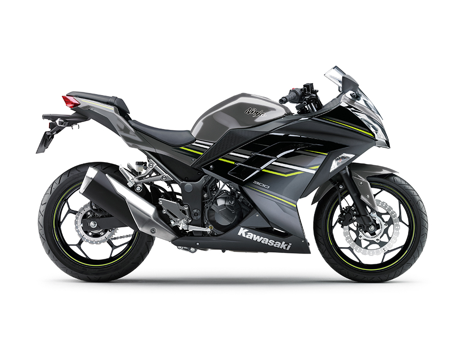 2017 Kawasaki Ninja 300 ABS 2017 Ninja 300 ABS