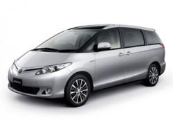 New Toyota Tarago
