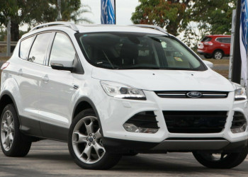 Ford Kuga Titanium AWD TF MY15