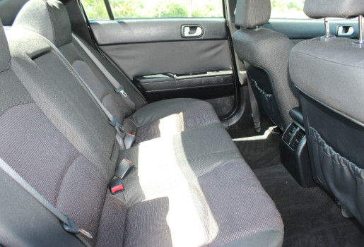 2007 Mitsubishi 380 DB SERIES 2 PLATINUM EDITION Sedan