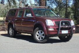 Holden Rodeo LT RA