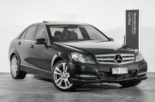 Mercedes-Benz C250 Cdi BLUEEFFICIENCY AVANTGARDE W204 MY12