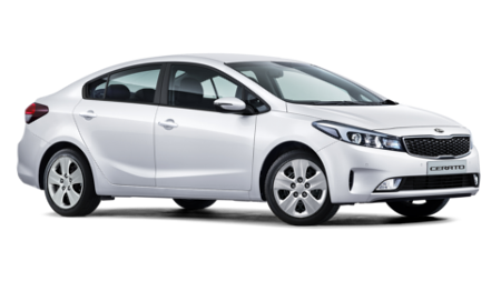 Cerato Sedan - Free Auto + Drive Away