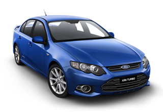 New Ford Falcon & G Series MkII