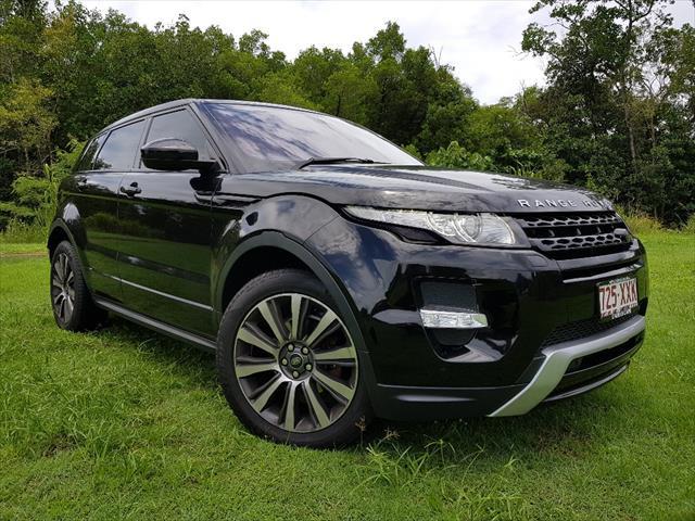 Land Rover Range Rover Evoque SD4 - Dynamic L538  SD4
