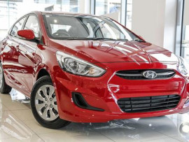 Hyundai Accent Active Sedan RB3