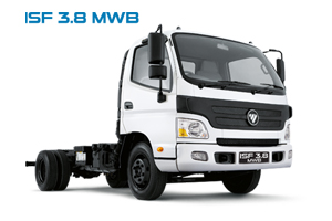 New Foton ISF 3.8 MWB