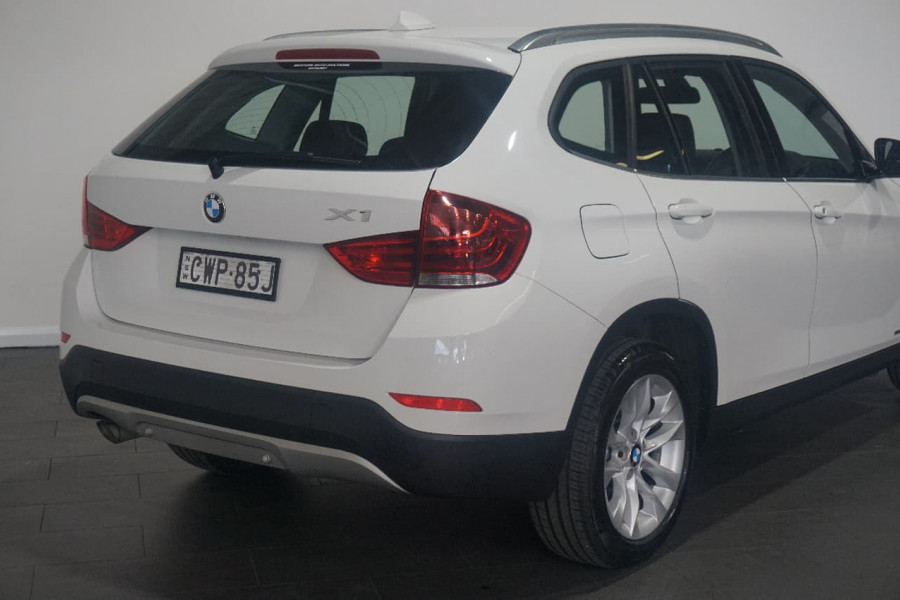 2014 BMW X1 E84 Turbo sDrive18d Wagon