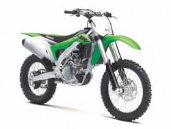 New Kawasaki 2017 KX450F