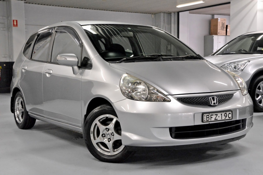 2007 MY08 Honda Jazz GD VTi Hatch