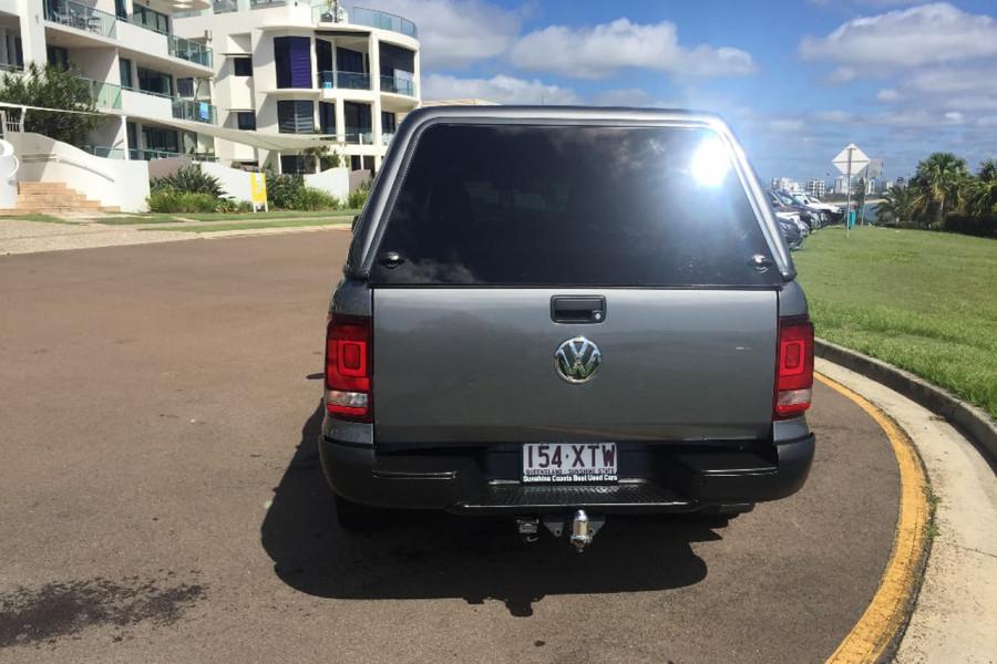 2014 MY15 Volkswagen Amarok 2H  TDI420 Dark Label Utility