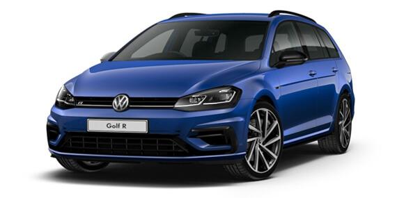 2017 MY18 Volkswagen Golf Wagon 7.5 R Grid Edition Wagon