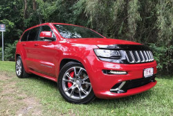 Jeep Grand Cherokee SRT WK