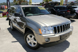 Jeep Grand Cherokee Limited WH MY2006