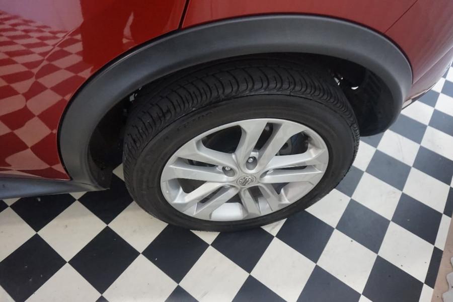 2013 Nissan JUKE F15 MY14 ST Hatchback