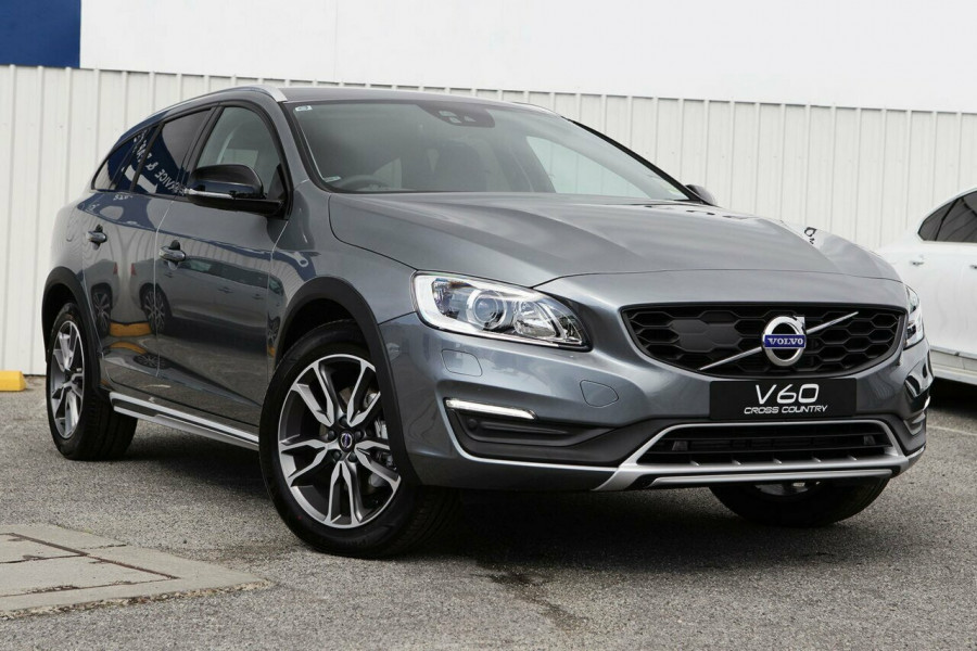 2017 Volvo V60 Cross Country F Series MY17 D4 Luxury Wagon