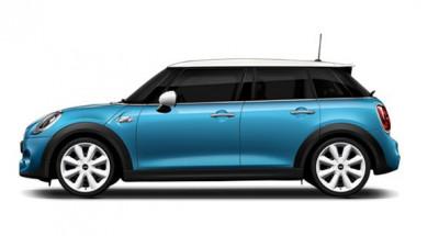 New MINI 5-Door Hatch