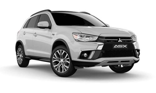 2017 MY18 Mitsubishi ASX XC XLS AWD Sedan