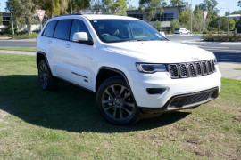 Jeep Grand Cherokee 75th Anniversary Edition WK
