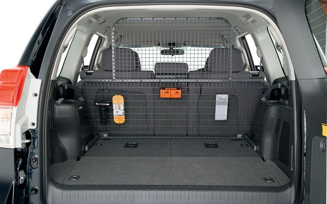 """<img src=""""Cargo Barrier - 7 Seat - Curtain Side Airbag Compatible"""
