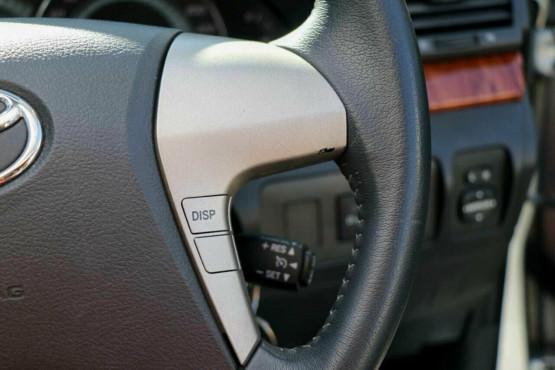 2007 Toyota Aurion GSV40R Prodigy Sedan